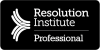 Resolution Institute Professional